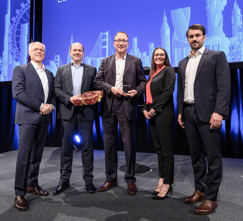 EMEA Partner Growth GTM Award